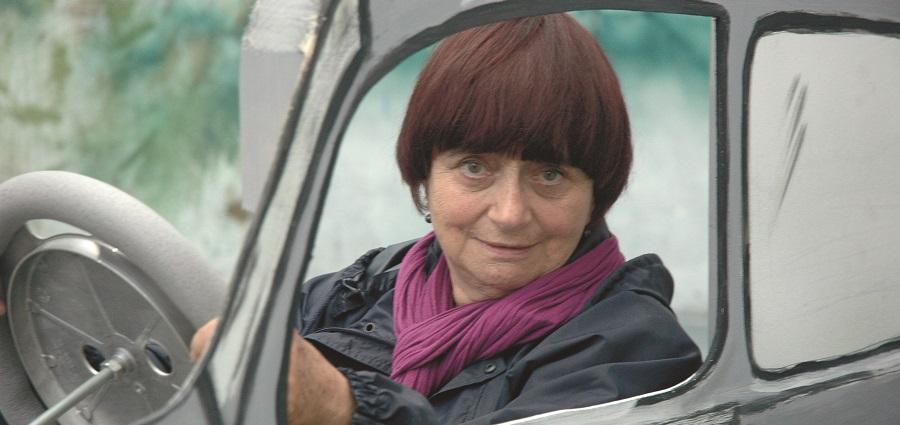 Gloire à Agnès Varda