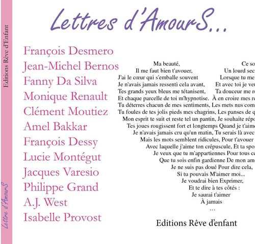 Un brin d 39 amouricalit par philironie le dimanche 12 f vrier 2012 un blog tribune libre - Lettre saint valentin pour son cheri ...