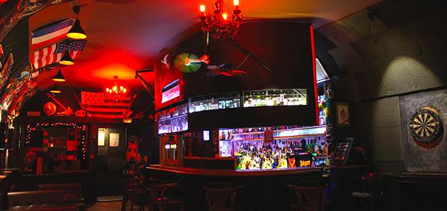 Thunderbird Lounge - Café-concert