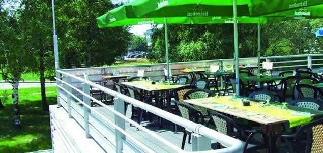 Le Canberra restaurant terrasse Saint Martin d'Hères