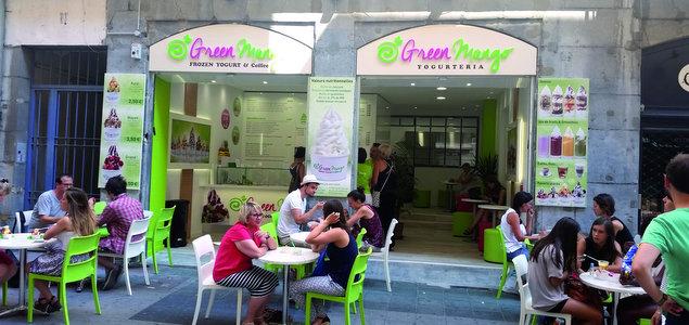 Green Mango restaurant terrasse Grenoble