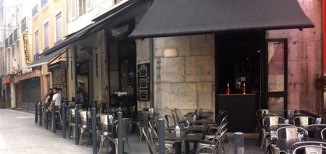 Le BBQ restaurant terrasse Grenoble