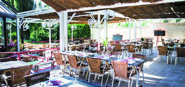 Le Grill du Moirans restaurant terrasse Moirans
