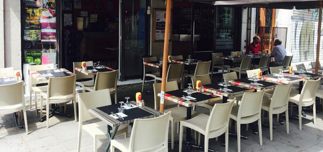 Brasserie La Nat' restaurant terrasse Grenoble