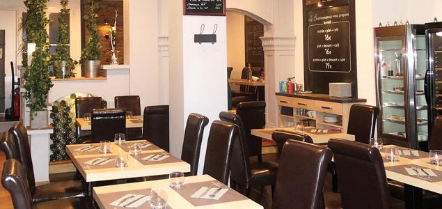 Le Bistronome restaurant terrasse Grenoble