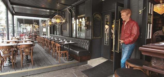 B8 restaurant terrasse GRENOBLE